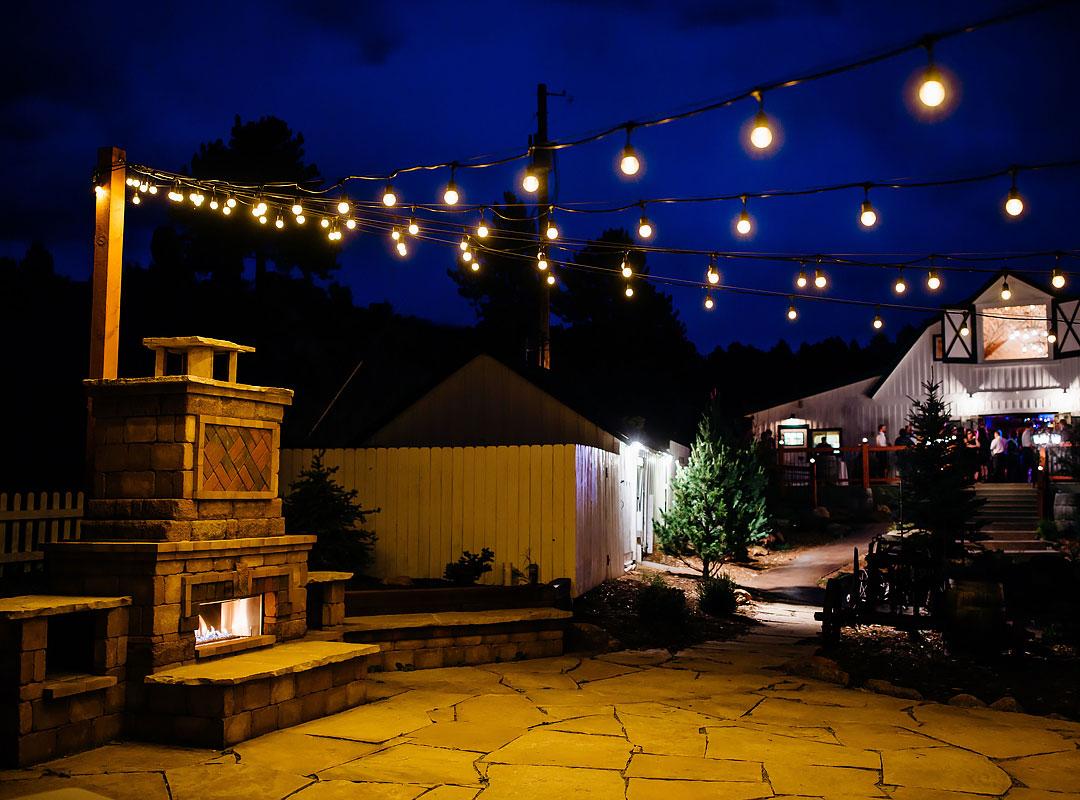 Deer Creek Valley Ranch Wedding Sites