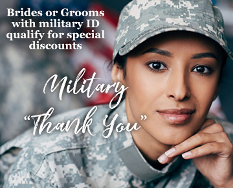 Military Discount Wedding Venue Colorado