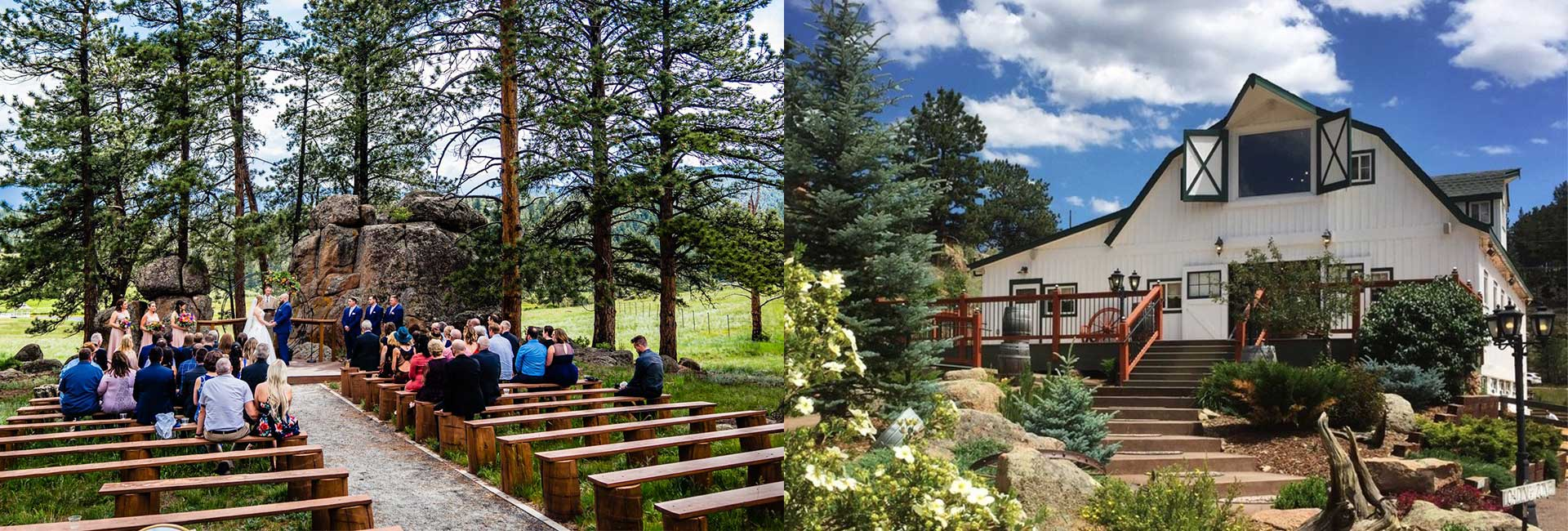 colorado wedding venue sites